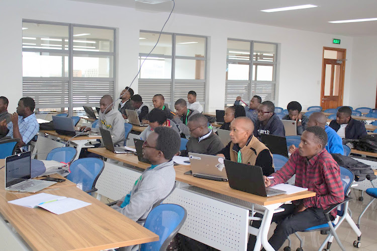 BOOST FOR TVET AS 25 LECTURERS BEGIN ADVANCED TECHNOLOGY TRAINING
